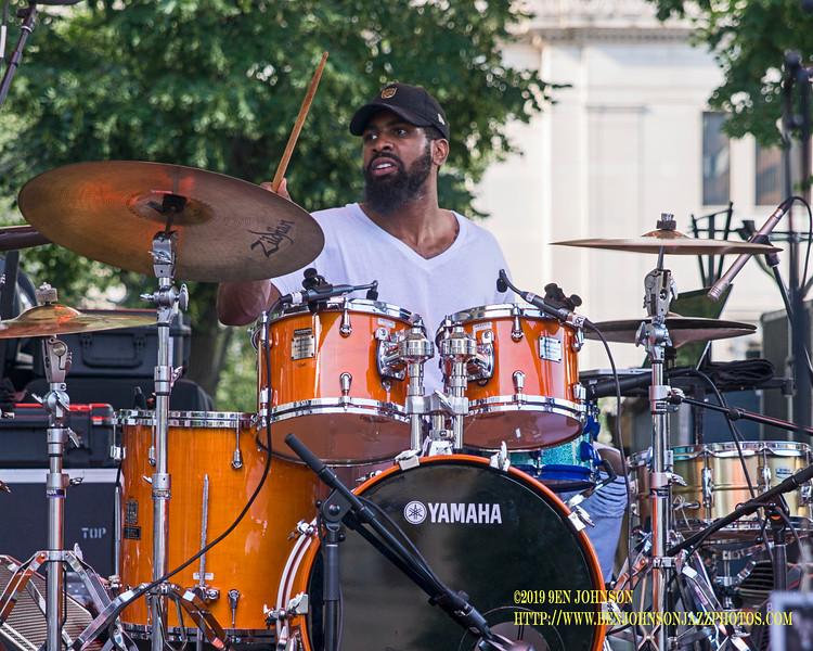 Jeff Bradshaw's Band -  Wilmington Delaware Presents The 2019 Clifford Brown Jazz Festival In Rodney Square June 19-22, 2019