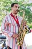 Javon Jackson  Photo - The 29th Annual Detroit International Jazz Festival, Detroit Michigan, August 29-31, 2008