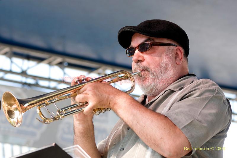 Randy Brecker  Photo - The 29th Annual Detroit International Jazz Festival, Detroit Michigan, August 29-31, 2008