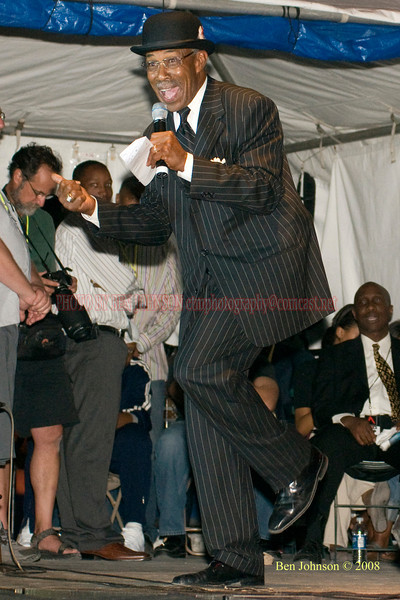 Lem Barney  Photo - The 29th Annual Detroit International Jazz Festival, Detroit Michigan, August 29-31, 2008