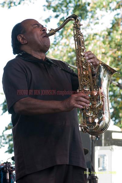 Benny Golson -The 29th Annual Detroit International Jazz Festival, Detroit Michigan, August 29-31, 2008