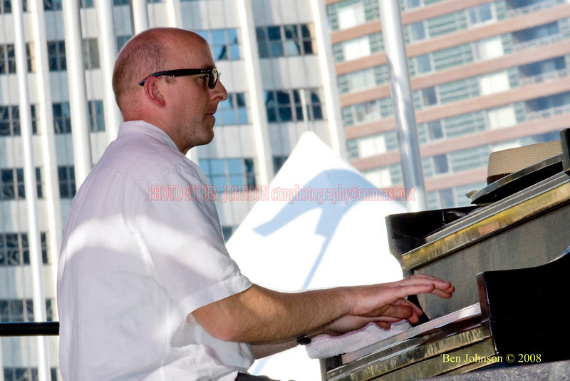 Rick Germason  Photo - The 29th Annual Detroit International Jazz Festival, Detroit Michigan, August 29-31, 2008