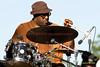 Carl Allen  Photo - The 29th Annual Detroit International Jazz Festival, Detroit Michigan, August 29-31, 2008