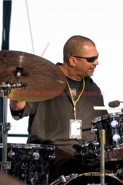 Steve Johns  Photo - The 29th Annual Detroit International Jazz Festival, Detroit Michigan, August 29-31, 2008