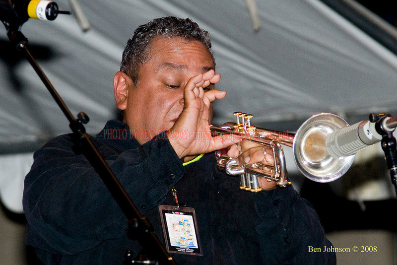 Ray Vega  Photo - The 29th Annual Detroit International Jazz Festival, Detroit Michigan, August 29-31, 2008