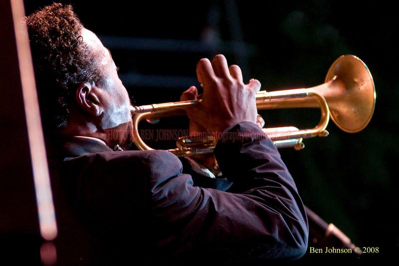 Roy Hargrove  Photo - The 29th Annual Detroit International Jazz Festival, Detroit Michigan, August 29-31, 2008