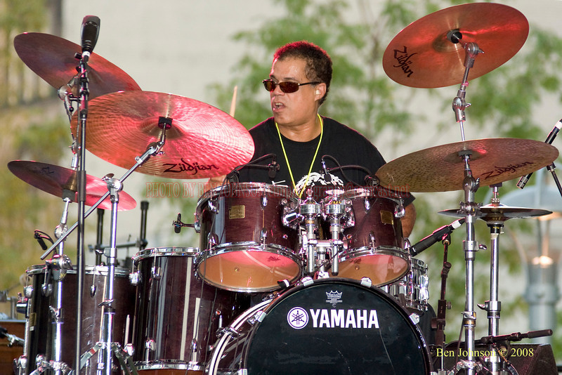 Richie Morales  Photo - The 29th Annual Detroit International Jazz Festival, Detroit Michigan, August 29-31, 2008