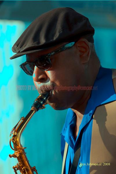 Sonny Fortune  Photo - The 29th Annual Detroit International Jazz Festival, Detroit Michigan, August 29-31, 2008