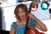 Marion Hayden  Photo - The 29th Annual Detroit International Jazz Festival, Detroit Michigan, August 29-31, 2008