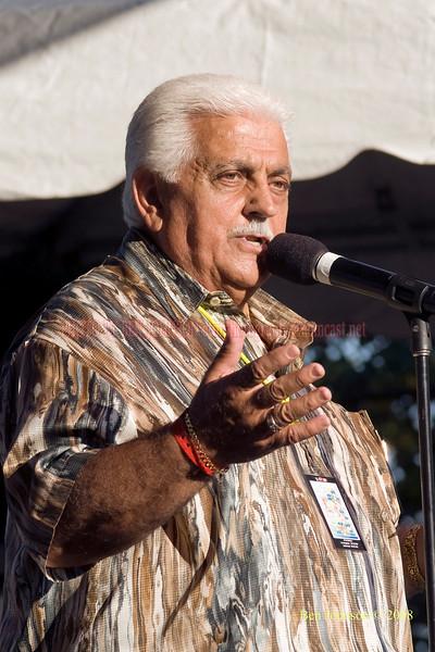 Tony Mowod  Photo - The 29th Annual Detroit International Jazz Festival, Detroit Michigan, August 29-31, 2008