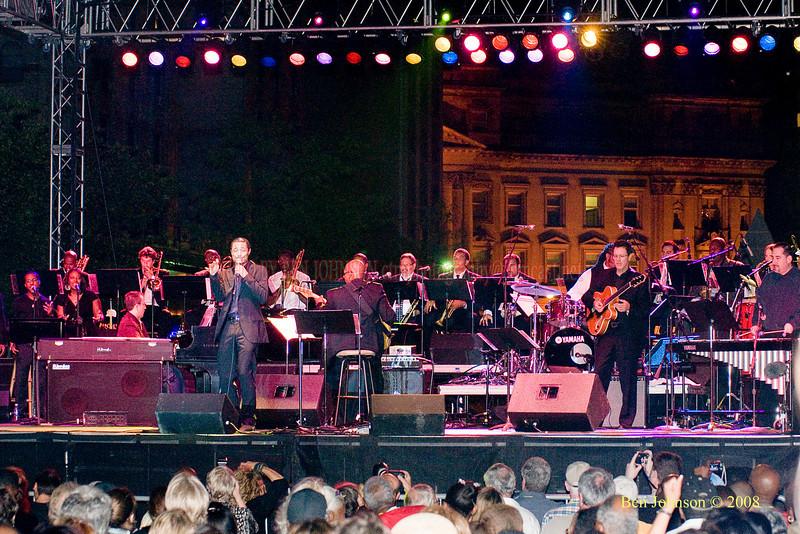 Marvin Gaye Tribute  Photo - The 29th Annual Detroit International Jazz Festival, Detroit Michigan, August 29-31, 2008