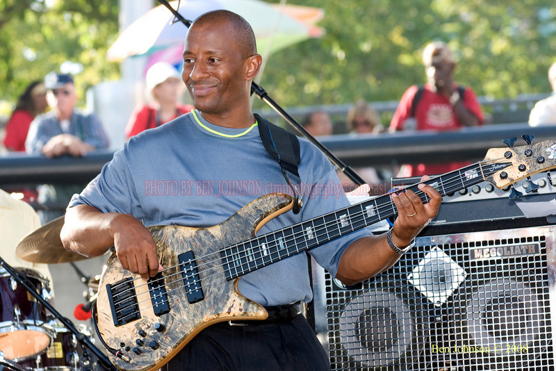 The 29th Annual Detroit International Jazz Festival, Detroit Michigan, August 29-31, 2008