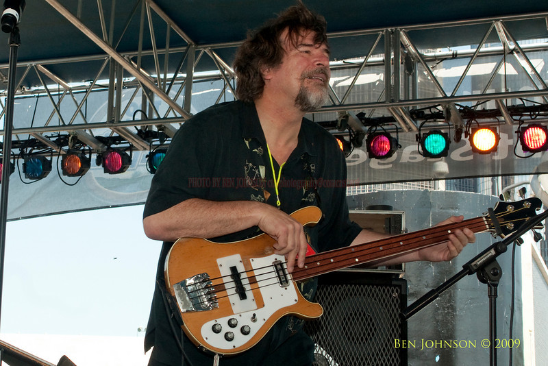 2009 Detroit Jazz Festival Photos - Chris Brubeck performing with The Brubeck Brothers at The 30th Annual Detroit Jazz Festival held September 4-7, 2009 at Hart Plaza in downtown Detroit, Michigan