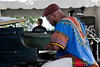 2009 Detroit Jazz Festival Photos - Orrin Evans performing with The Sean Jones Quintet at The 30th Annual Detroit Jazz Festival held September 4-7, 2009 at Hart Plaza in downtown Detroit, Michigan