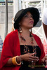 2009 Detroit Jazz Festival Photos - Dee Dee Bridgewater backstage at The 30th Annual Detroit Jazz Festival held September 4-7, 2009 at Hart Plaza in downtown Detroit, Michigan