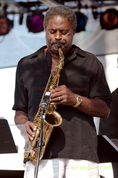 2009 Detroit Jazz Festival Photos - Charles McPherson performing with The Charles McPherson Quintet at The 30th Annual Detroit Jazz Festival held September 4-7, 2009 at Hart Plaza in downtown Detroit, Michigan