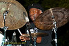 2009 Detroit Jazz Festival Photos - Drummer Lenny White performing with Chick Corea and Stanley Clarke at The 30th Annual Detroit Jazz Festival held September 4-7, 2009 at Hart Plaza in downtown Detroit, Michigan