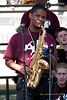 2009 Detroit Jazz Festival Photos,North Carolina Central University Jazz Ensemble performing at The 30th Annual Detroit Jazz Festival held September 4-7, 2009 at Hart Plaza in downtown Detroit, Michigan