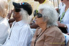 2009 Detroit Jazz Festival Photos, Gerald Wilson and Josefina Wilson enjoying Sean Jones at The 30th Annual Detroit Jazz Festival held September 4-7, 2009 at Hart Plaza in downtown Detroit, Michigan