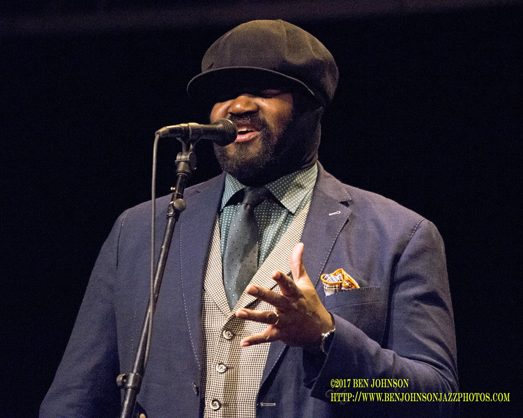 Highlights From The Exit 0 Jazz Festival November 2017 Gregory Porter