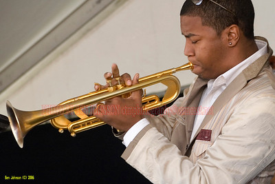 Performances at the 2006 JVC Newport Jazz Festival