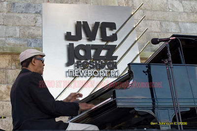 McCoy Tyner -  the 2006 JVC Newport Jazz Festival