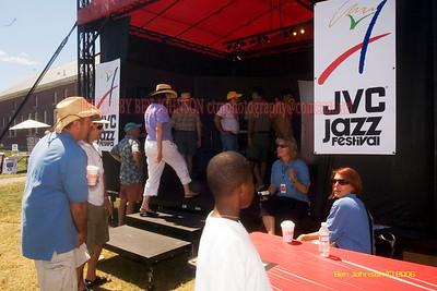 Performances at the 2006 JVC Newport Jazz Festival