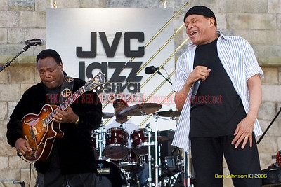 Performances at the 2006 JVC Newport Jazz Festival;