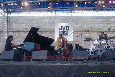 Robert Glasper Trio -  the 2006 JVC Newport Jazz Festival