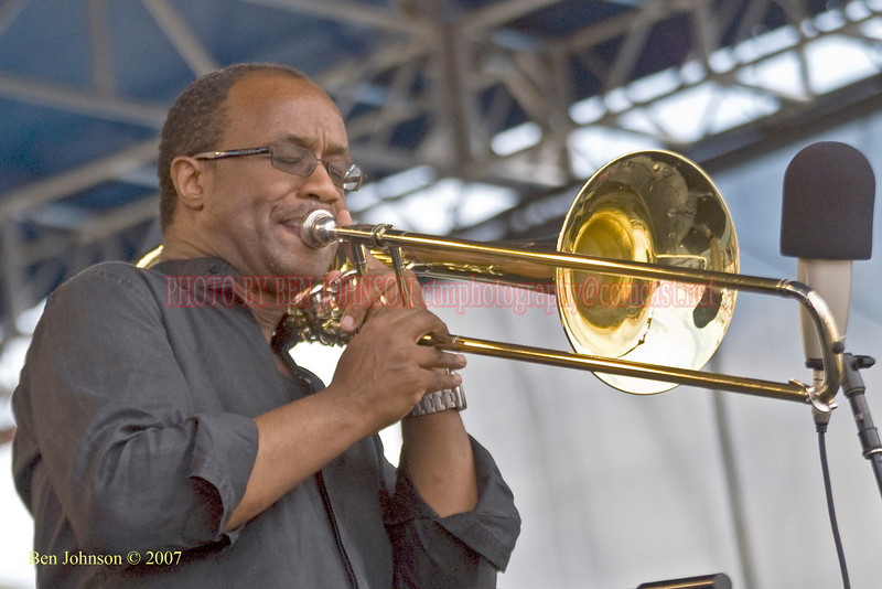 Performances at the 2007 JVC Newport Jazz Festival