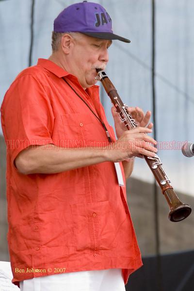Paquito D'Rivera - Performances at the 2007 JVC Newport Jazz Festival