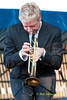 Chris Botti photo - performing at The 2010 Carefusion Jazz Festival in Newport, Rhode Island at Fort Adams State park. The 56th anniversary of the Jazz Festival produced by Founder George Wein