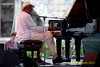 Randy Weston performing at  the 2011 Newport Jazz Festival, August 6, 2011