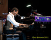 Johnathan Batiste photo - The 2012 Newport Jazz Festival, August 3-7, 2012 at The Tennis Hall of Fame and Fort Adams State Park in Newport Rhode Island.