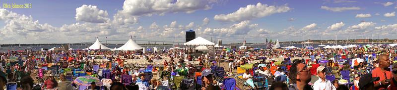 The 2013 Newport Jazz Festival August 4, 2013