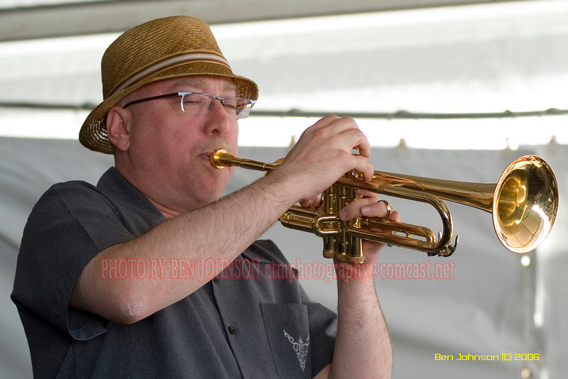 Brian Lynch- the 2006 JVC Newport Jazz Festival