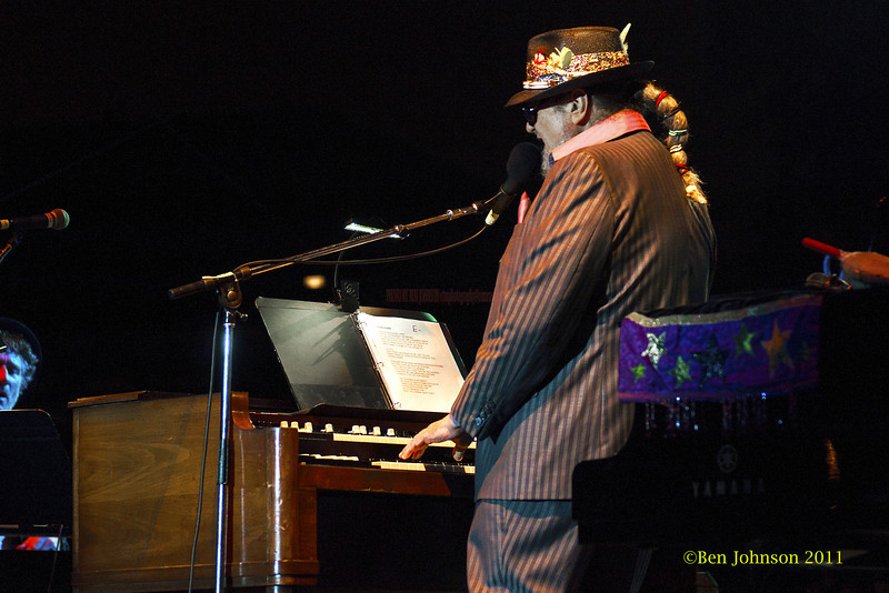 Dr. John  photo - The 2012 Newport Jazz Festival, August 3-7, 2012 at The Tennis Hall of Fame and Fort Adams State Park in Newport Rhode Island.