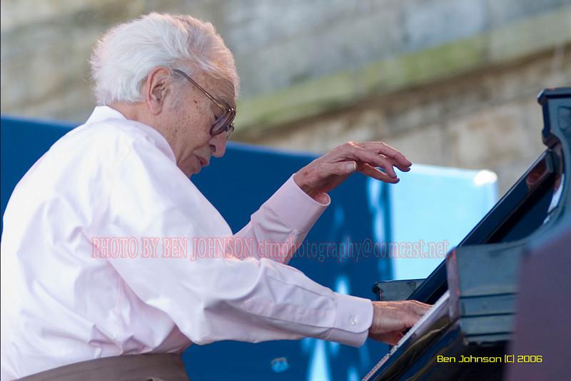 Dave Brubeck - the 2006 JVC Newport Jazz Festival