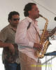 Rudresh Mahanthappa photo - The 2012 Newport Jazz Festival, August 3-7, 2012 at The Tennis Hall of Fame and Fort Adams State Park in Newport Rhode Island.