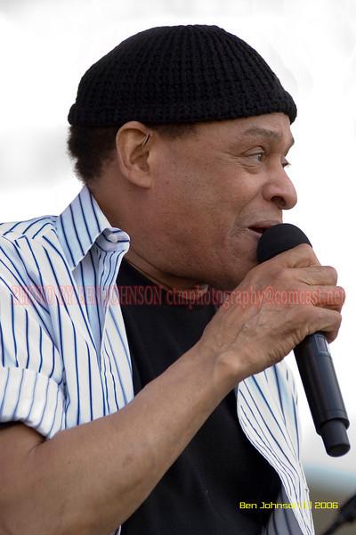 Al Jarreau -  the 2006 JVC Newport Jazz Festival