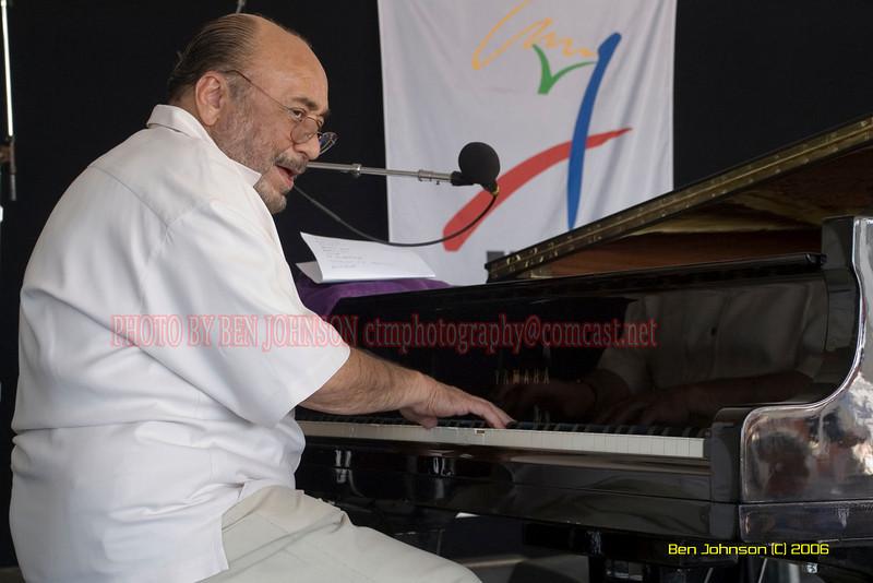 Eddie Palmieri - the 2006 JVC Newport Jazz Festival