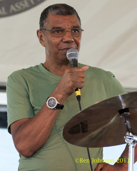 Jack DeJohnette photo - The 2012 Newport Jazz Festival, August 3-7, 2012 at The Tennis Hall of Fame and Fort Adams State Park in Newport Rhode Island.