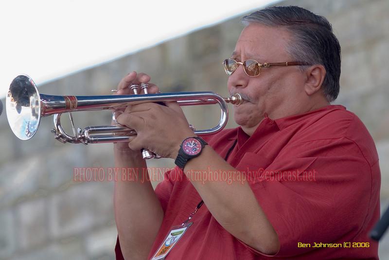 Arturo Sandoval - the 2006 JVC Newport Jazz Festival