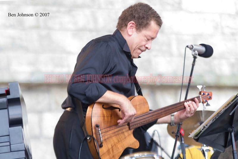 Ed Lee - Performances at the 2007 JVC Newport Jazz Festival