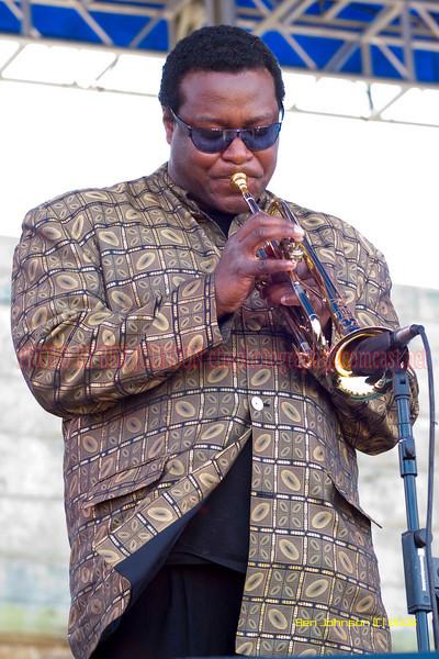 Wallace Roney - the 2006 JVC Newport Jazz Festival