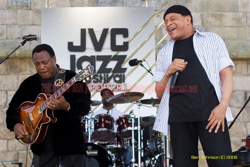 Performances at the 2006 JVC Newport Jazz Festival;