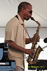 Steve Wilson photo - The 2012 Newport Jazz Festival, August 3-7, 2012 at The Tennis Hall of Fame and Fort Adams State Park in Newport Rhode Island.