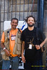Ben Johnsn and Savion Glover -  the 2006 JVC Newport Jazz Festival