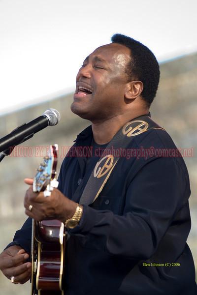 George Benson - the 2006 JVC Newport Jazz Festival