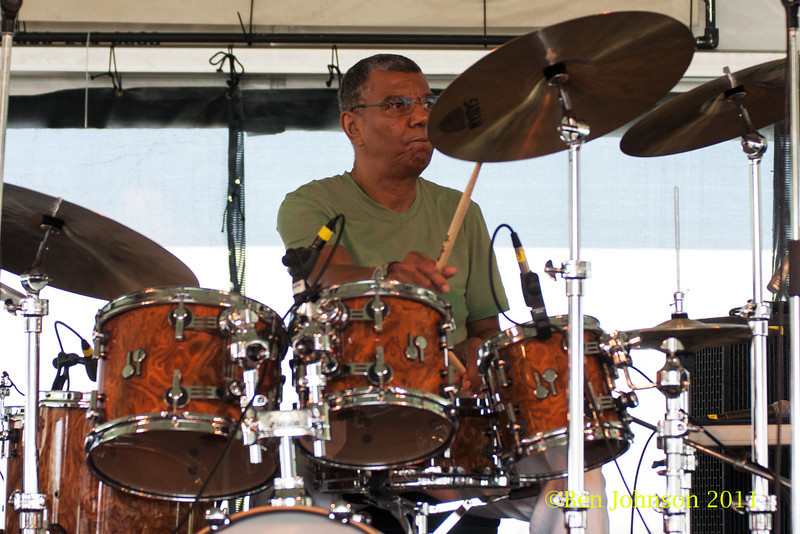 Jack DeJohnette photo - The Tennis Hall of Fame and Fort Adams State Park in Newport Rhode Island